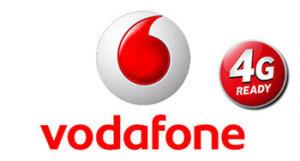 Logo Vodafone 4G